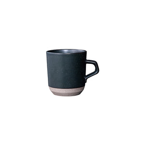 Kinto Ceramic Lab Mug / Large / 410ml / Black