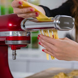 KitchenAid Pasta Sheet Roller and Cutter Set