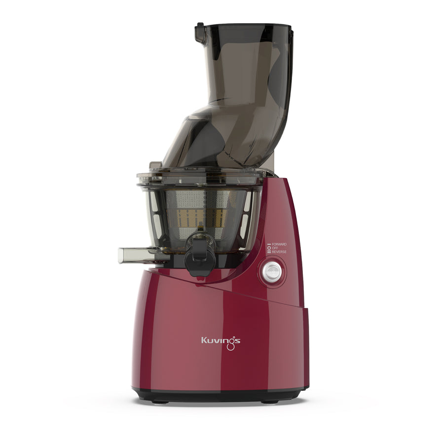Kuvings B8200 Whole Slow Juicer / Red (DS)
