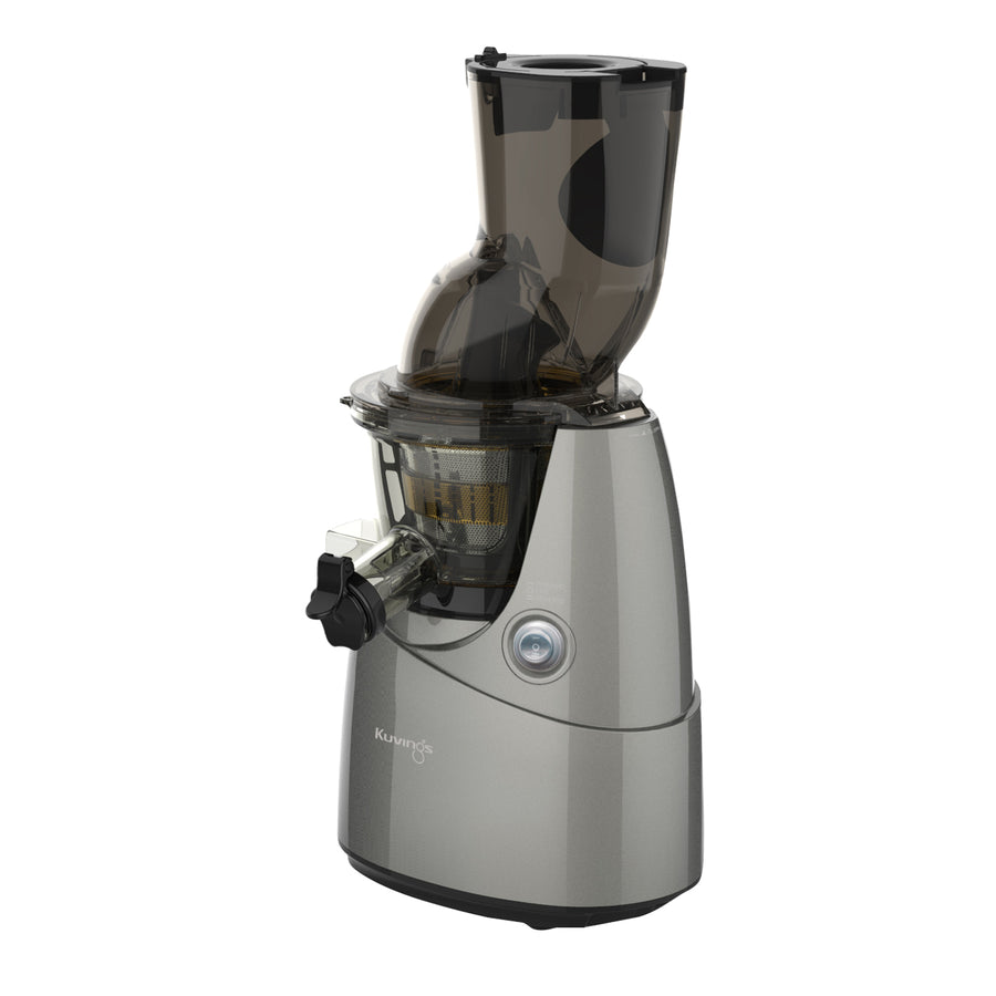 Kuvings B8200 Whole Slow Juicer / Silver (DS)