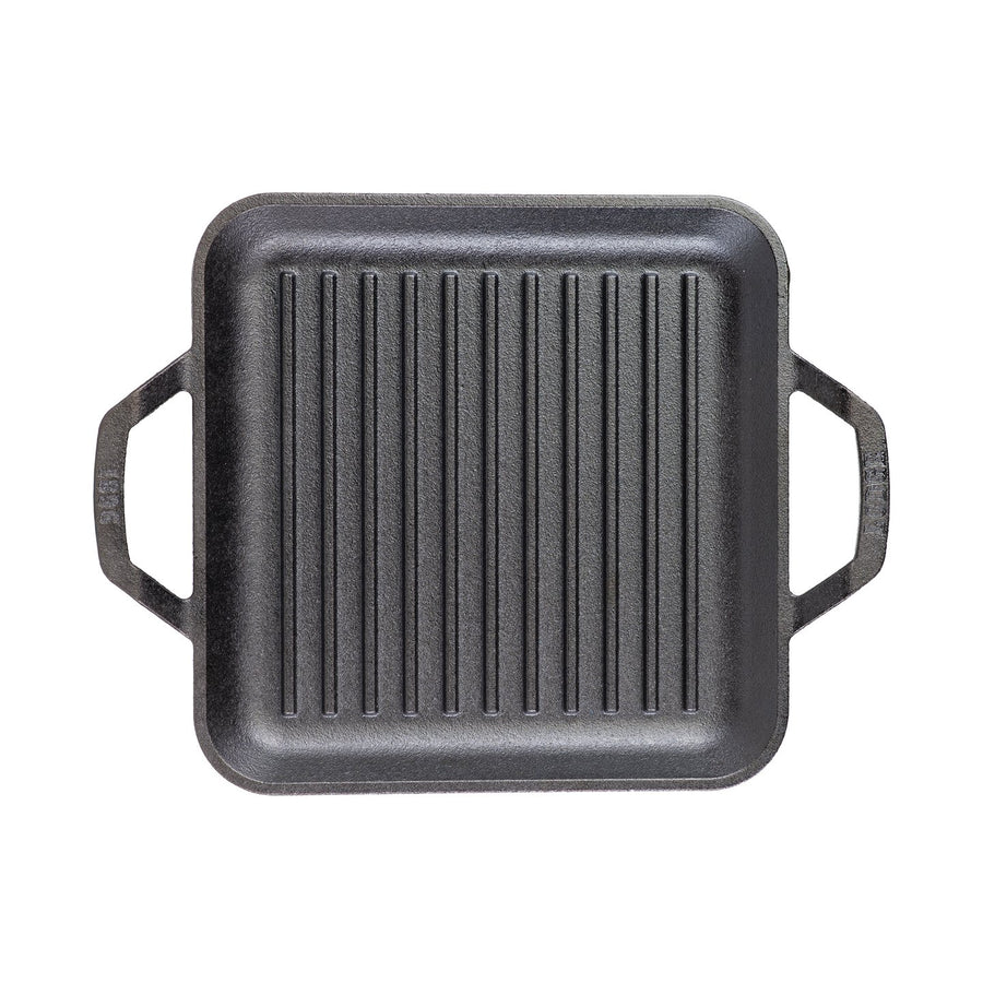 Lodge Chef Collection Square Griddle 2 Handles / 28cm / 11""