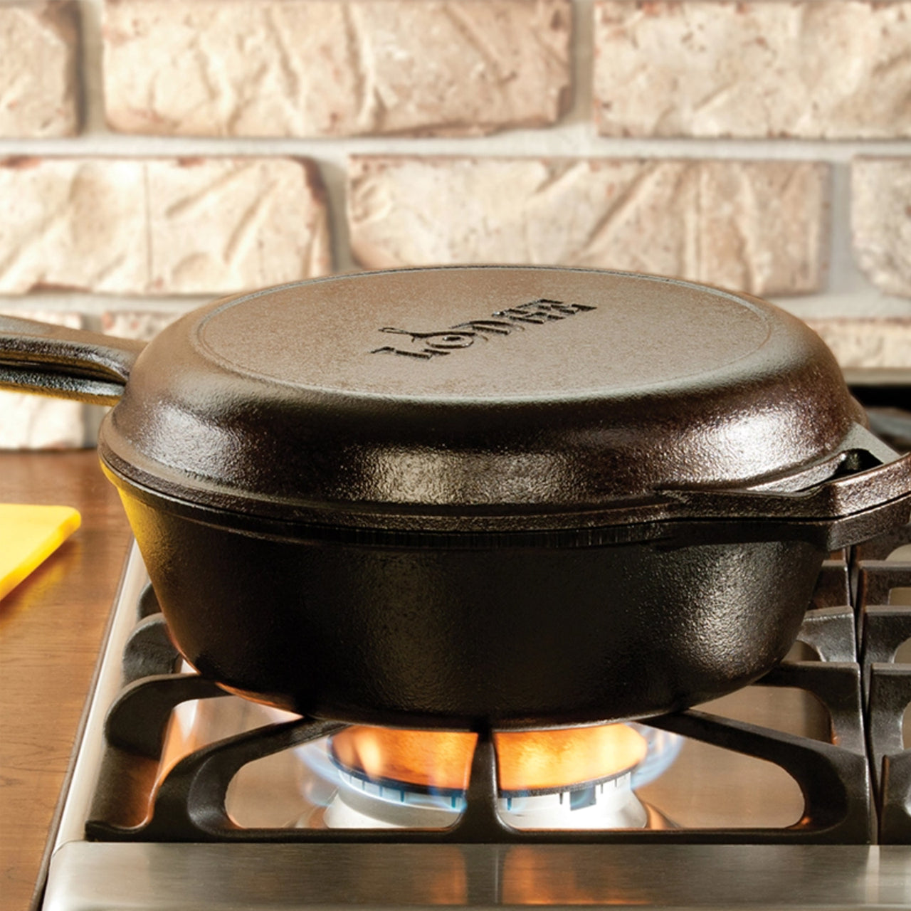 Lodge Combo Cooker & Skillet / 3Qt