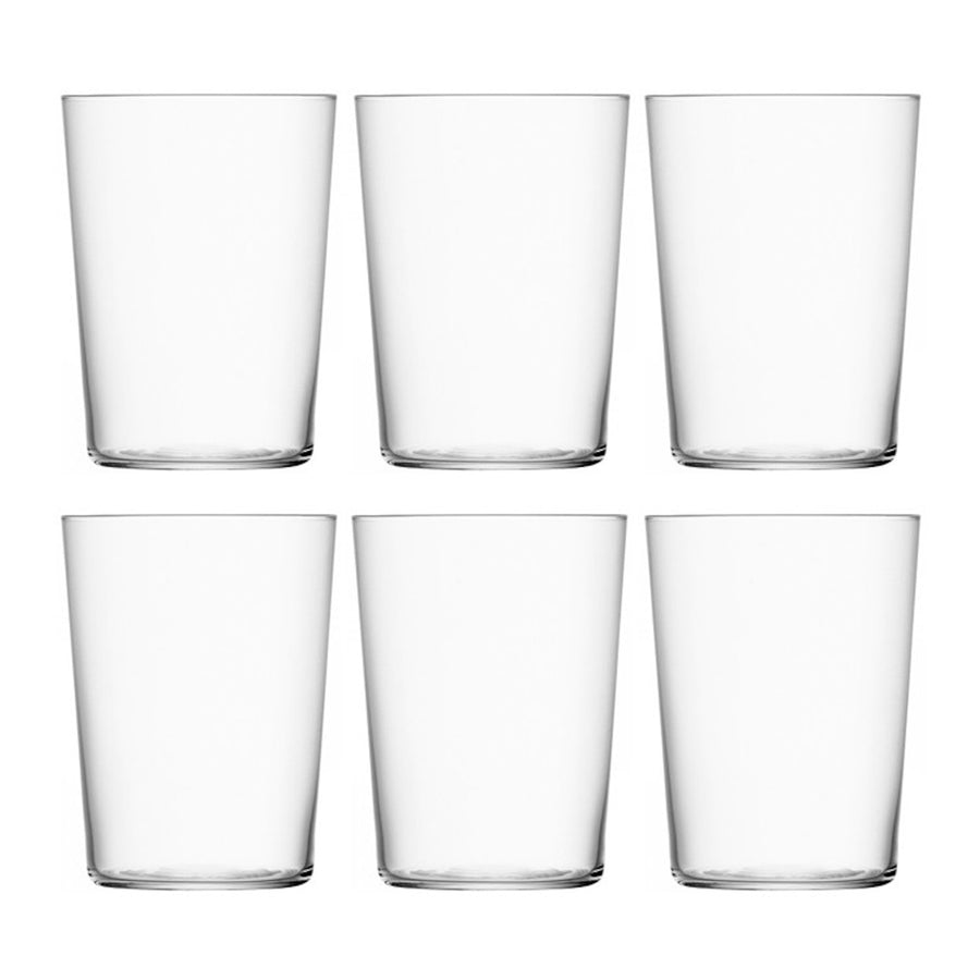 LSA Gio Tumbler / Large 560ml (Pack of 6)