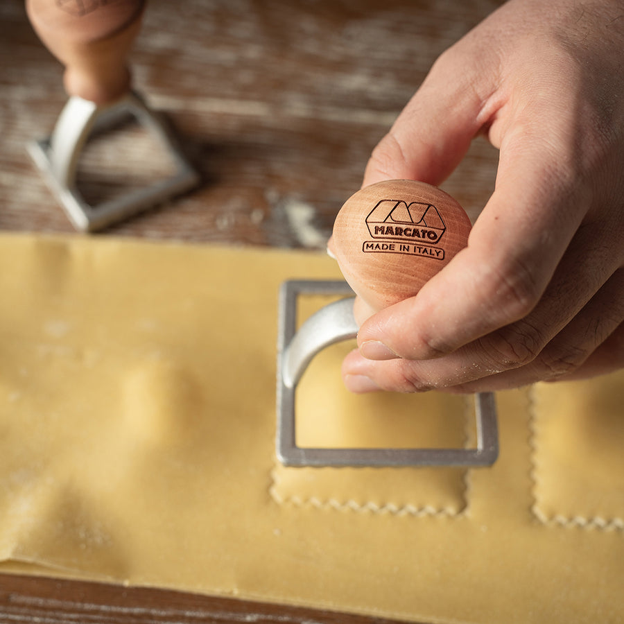 Marcato Basic Ravioli Stamp / Square / 58mm