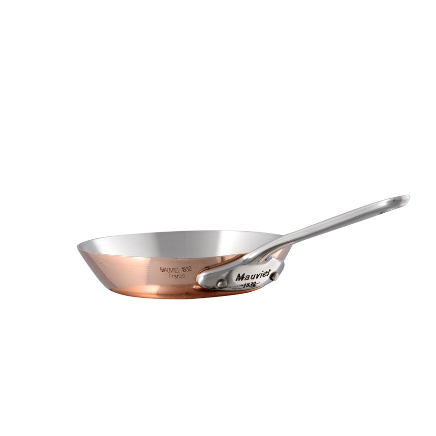 Mauviel M'150S Minis Frying Pan / 12cm