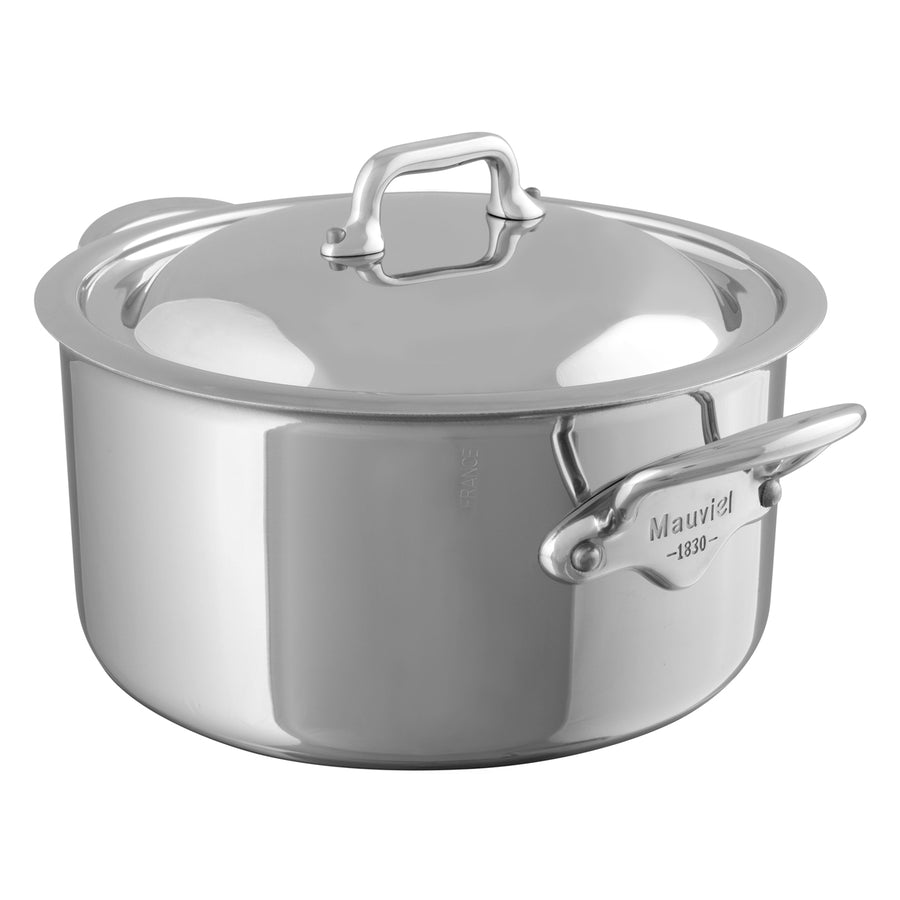 Mauviel M'Cook Casserole with Lid