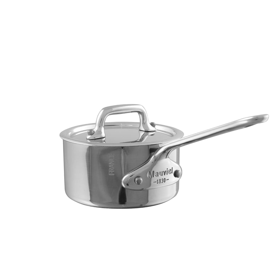 Mauviel M'Cook Minis Saucepan with Lid / 9cm