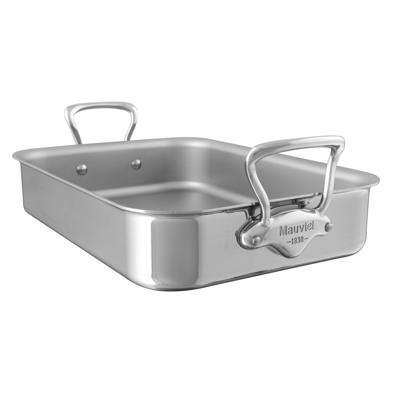 Mauviel M'Cook Roasting Pan