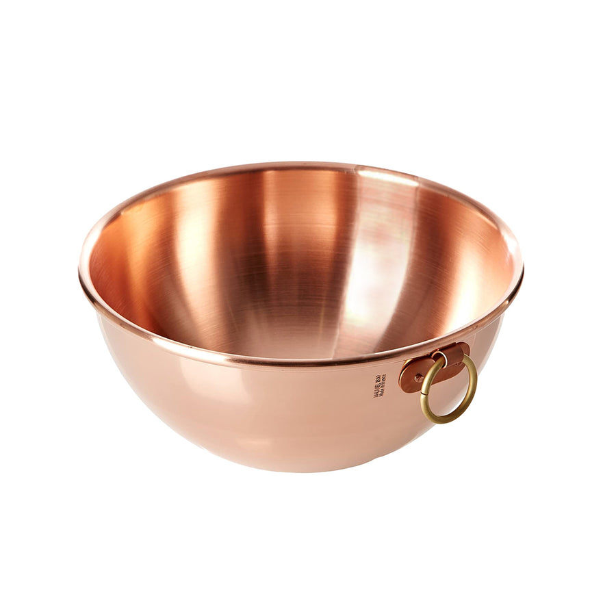 Mauviel M'Passion Copper Whisking Bowl