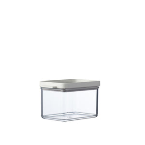 Mepal Omnia Storage Box / Set of 3 / Nordic White