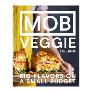 MOB Veggie Feed 4 Or More for Under £10 Cookbook