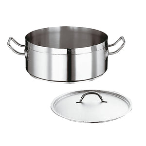 Paderno Series 2100 Saute Casserole with Lid