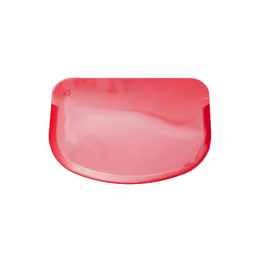 Paderno Dough Scraper Plastic Red
