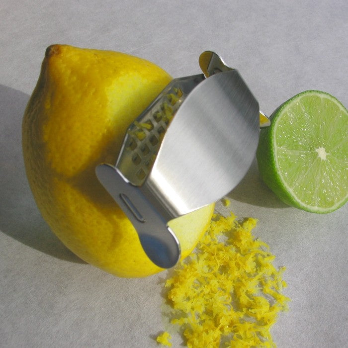 Peel Appeal Stainless Steel Citrus / Spice Grater