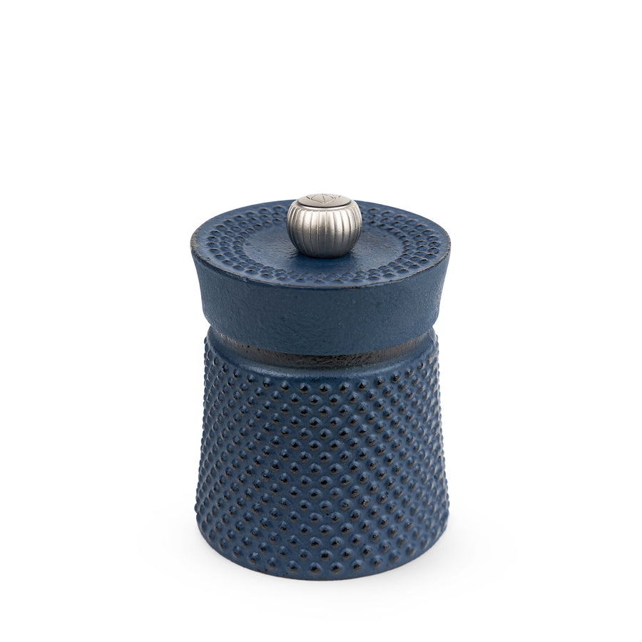 Peugeot Bali Fonte Cast Iron Pepper Mill / 8cm / Blue