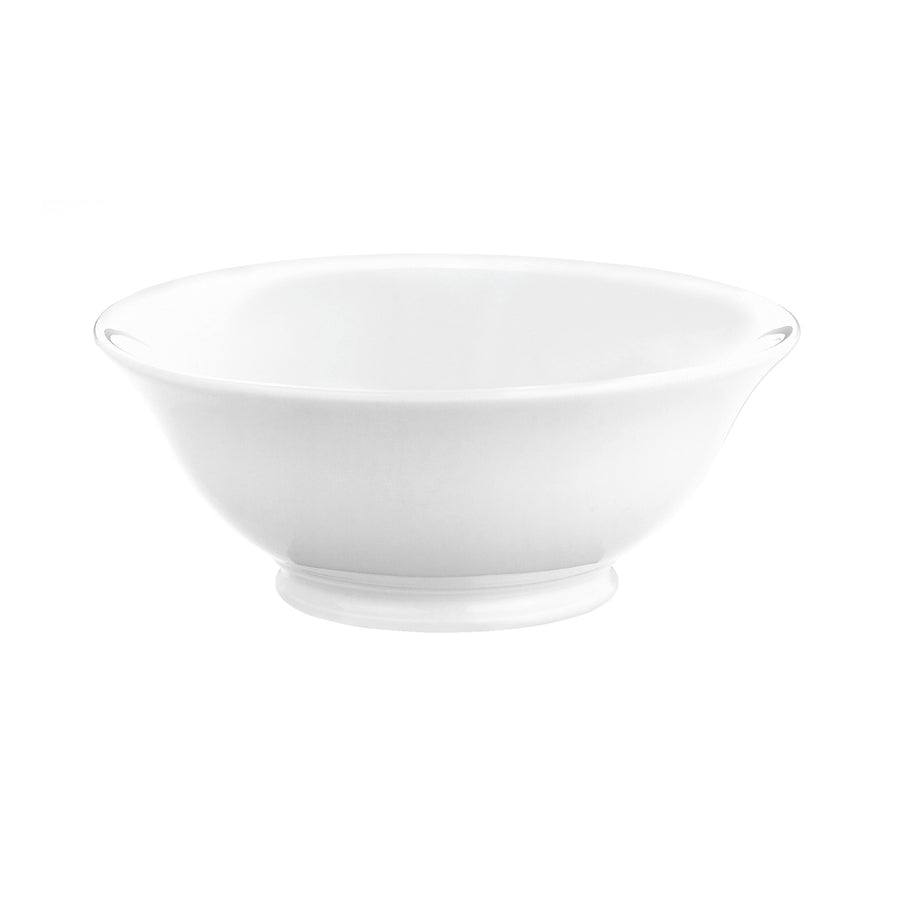 Pillivuyt Footed Salad Bowl