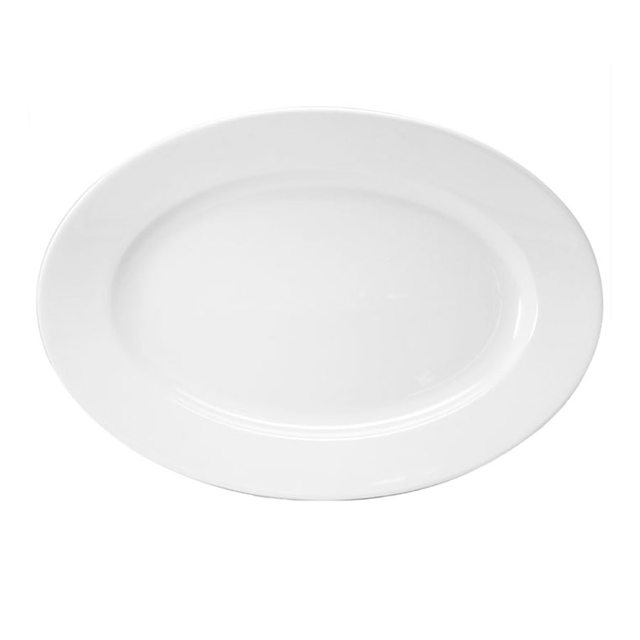 Pillivuyt Sancerre Oval Meat Platter / No.16 (45x31cm)