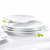 Pillivuyt Sancerre Plates 24cm (2nds) Pack of 6