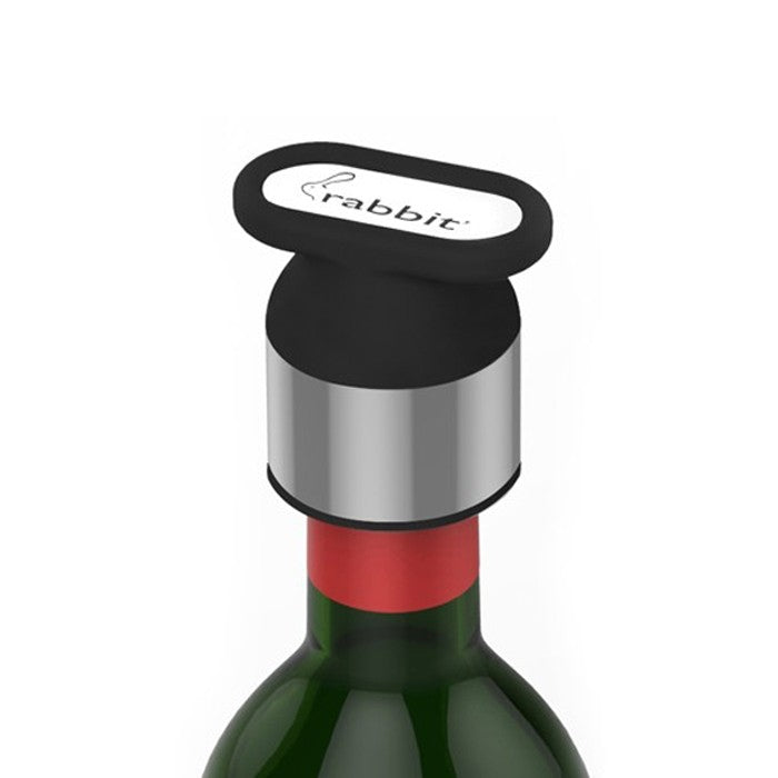 Rabbit Wine and Champagne Sealer