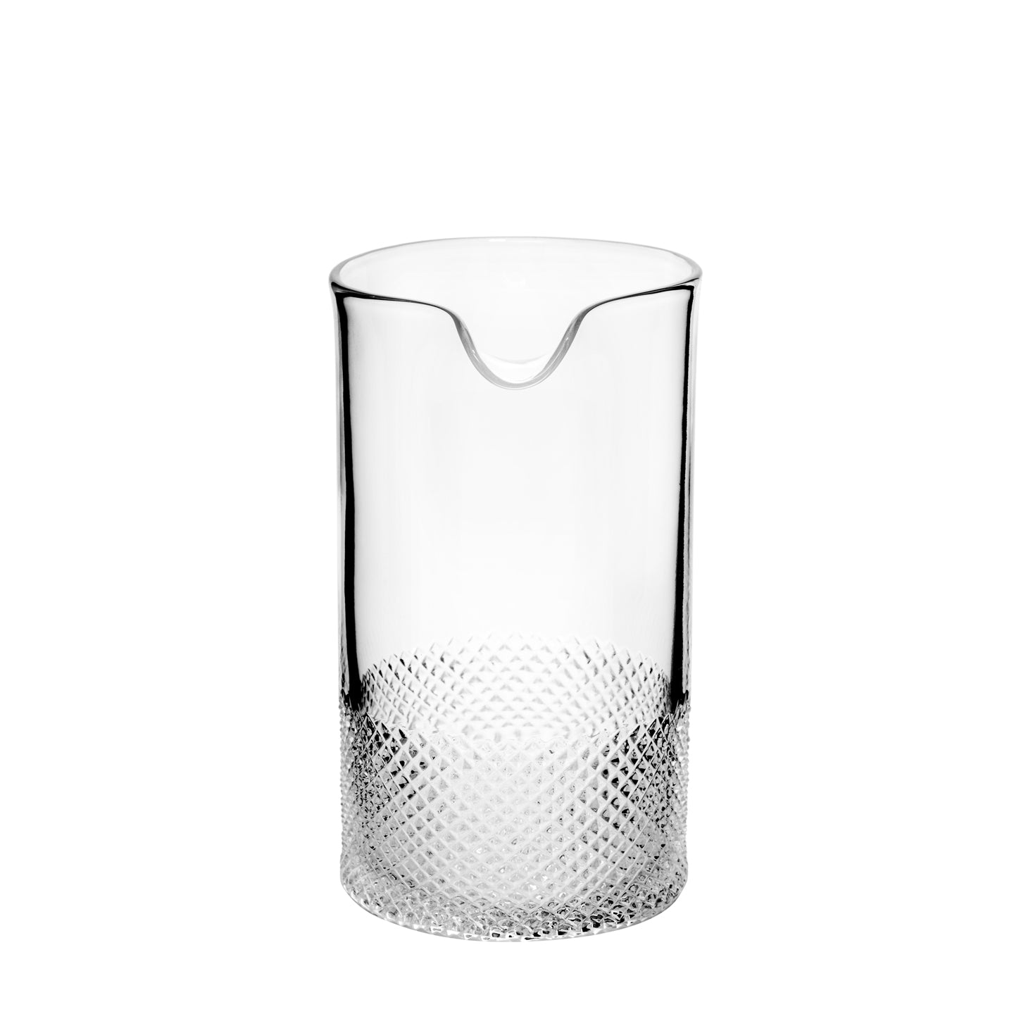Richard Brendon Mixing Glass Diamond / 540ml (Online Only)