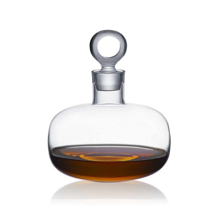 Amber Whisky Decanter RO / 1.4L
