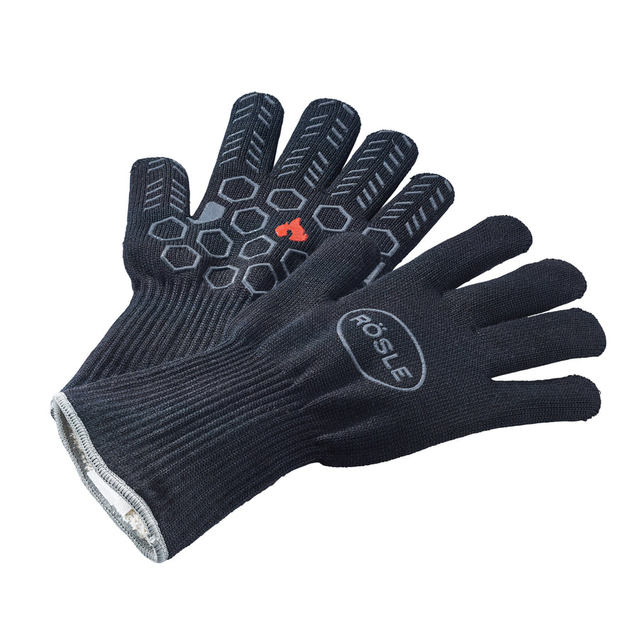 Rosle BBQ Premium Knitted Grill Gloves