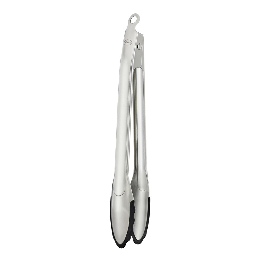Rosle Locking Tongs with Silicone Tips