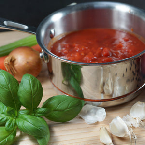 Sauces, Emulsions and Stocks Cooking Class