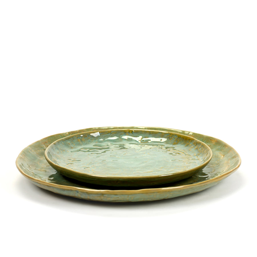 Serax Seagreen Side Plate / 20cm (Online Only)