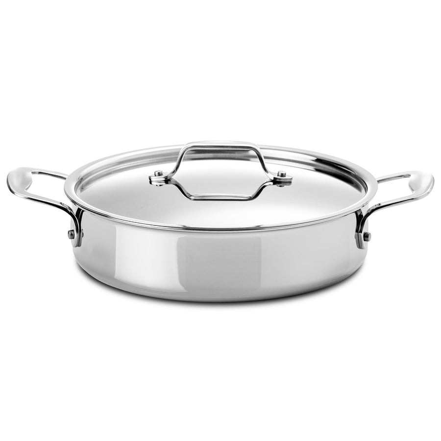 Silampos Saute Casserole with Lid / 26cm / 4.3L