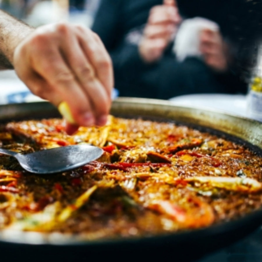 Vaello Campos Induction Paella Pan