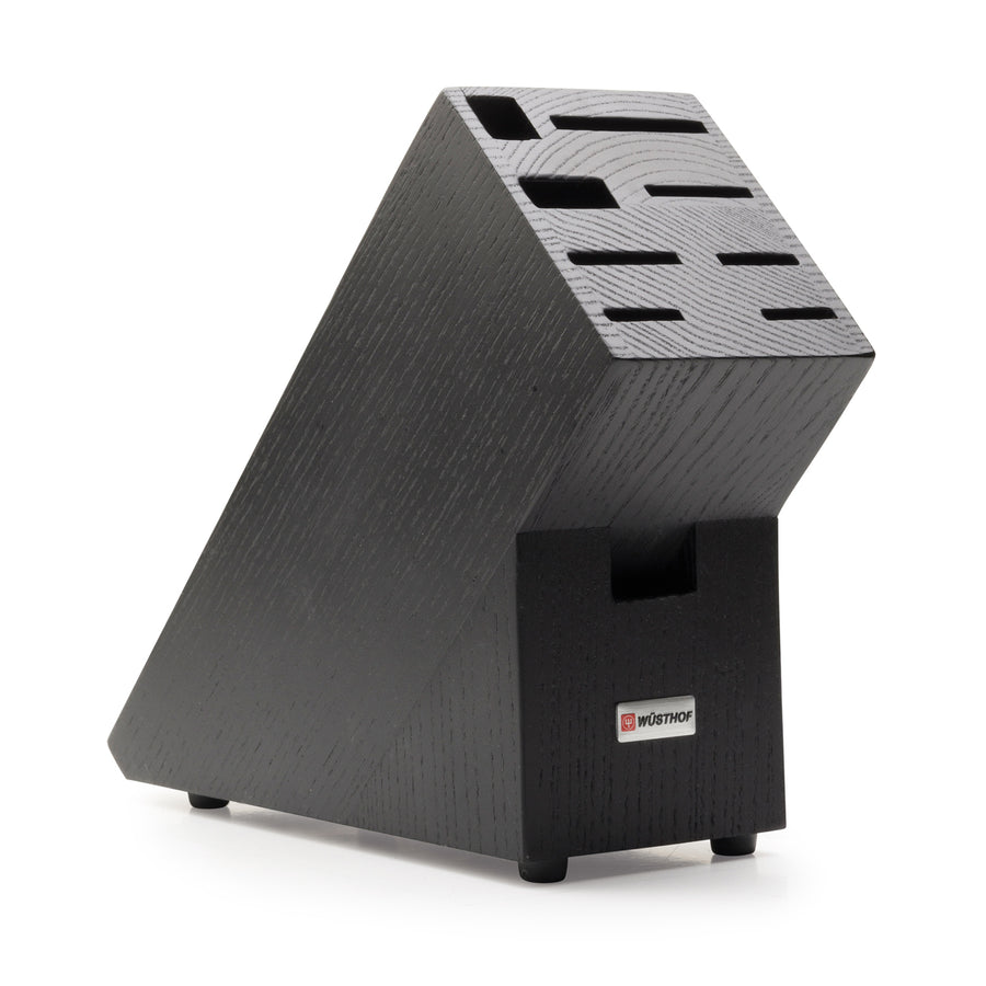 Wusthof 9 Slot Knife Block / Black