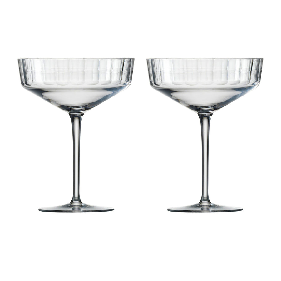 Zwiesel Hommage Carat Cocktail Glass / Large (Pack of 2)