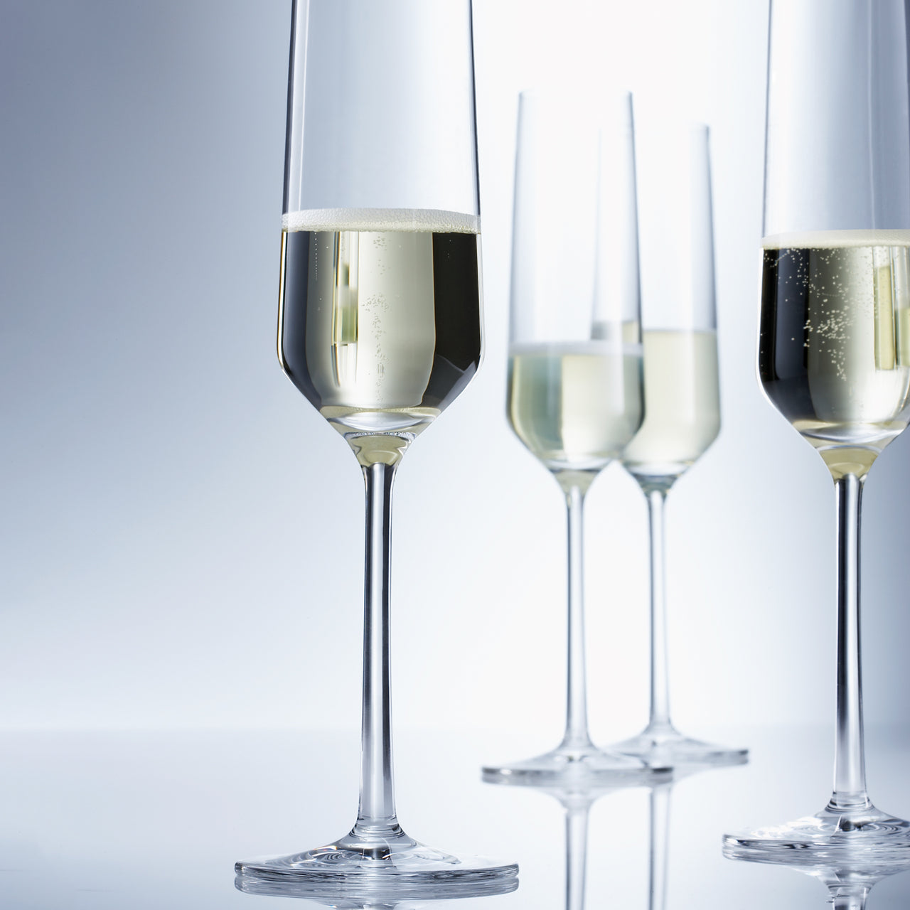 Zwiesel Pure Champagne Flute (Pack of 6)