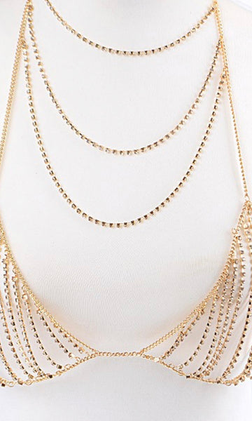 Super star body chain