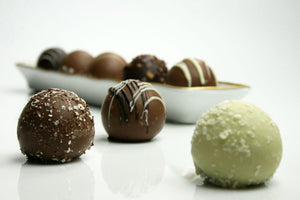 All That Chocolate assorted Truffles