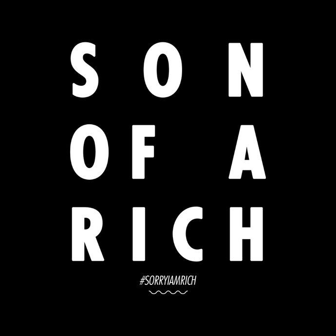 Son of a Rich - Girls - Black - SorryIamRich