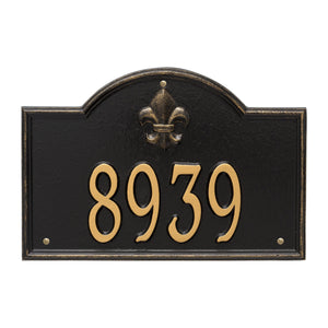 Whitehall Bayou Vista - Standard Wall Plaque
