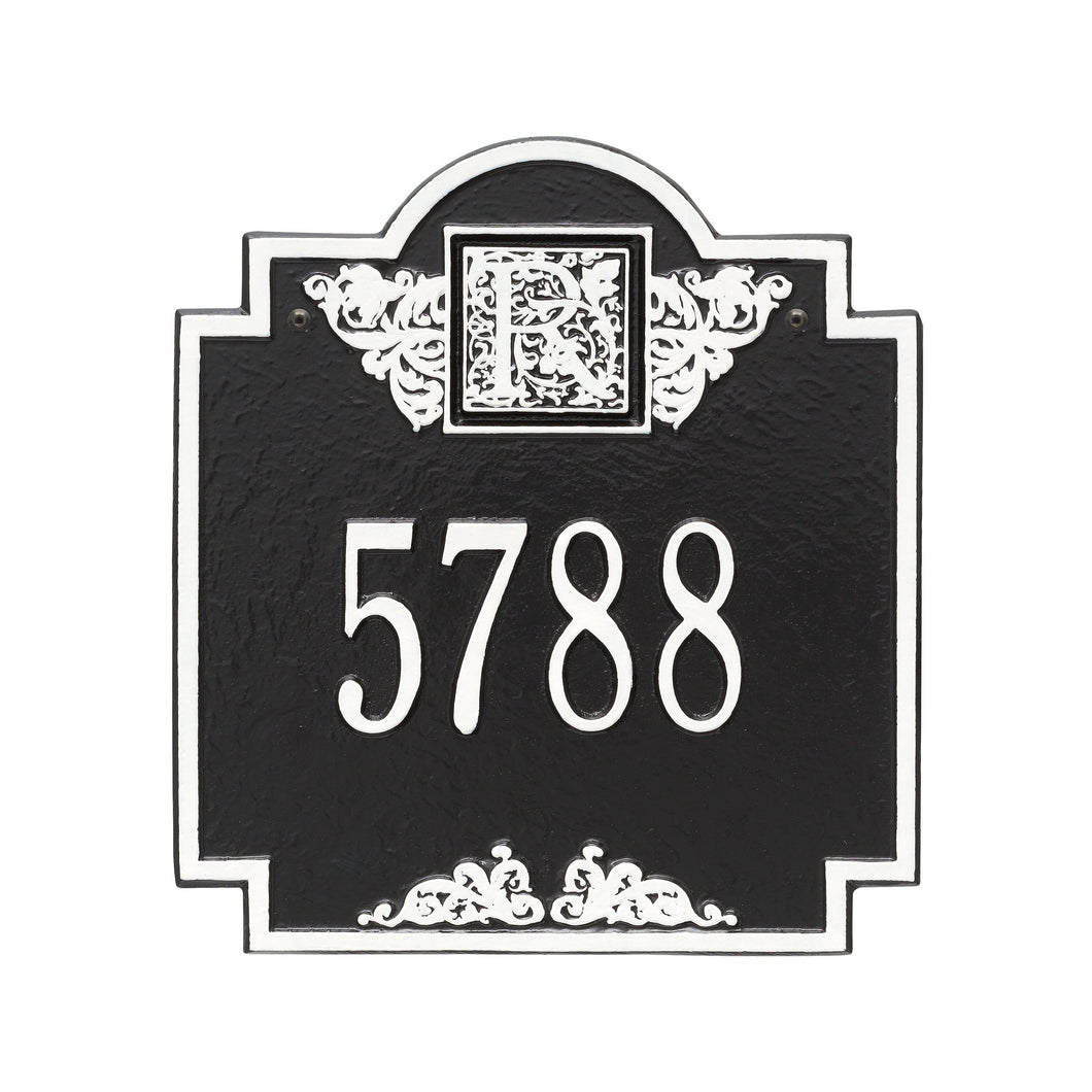 Whitehall Monogram - Standard Wall Plaque