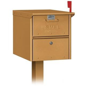 Locking Mail Chest (No Post) - Residential
