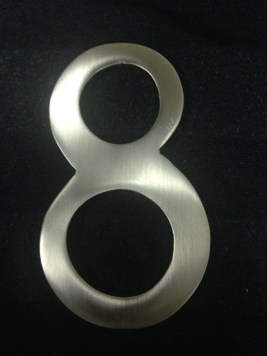 3 Inch Brushed Nickel - #8