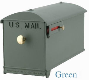 Imperial Green / Knob / No Imperial #0 Estate Box