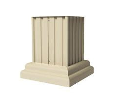"CMB ""Classic"" Vogue decorative pedestal cover for AF 1570 Type III and Type IV modules"