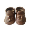 baby moccasin // brown