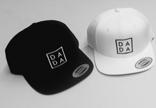 Load image into Gallery viewer, DADA Snapback Hat