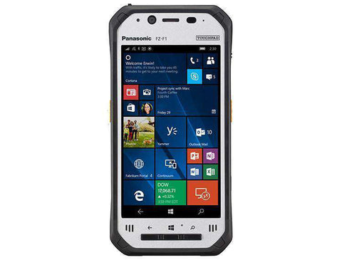 Toughpad F1 <br>Windows 10 IoT Mobile Enterprise<br>Ultra-Rugged Handheld