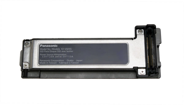 FZ-VSDR55T1W Spare or Upgraded Panasonic TOUGHBOOK 55 1TB SSD Main Drive SDD (Quick-Release)