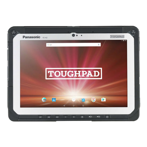 Panasonic<br>Toughpad FZ-A2 <br>10.1-in Android™<br>Fully Rugged