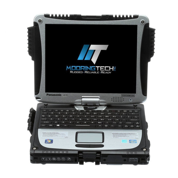 Panasonic TOUGHBOOK 19 10.1-in Windows® Fully-rugged