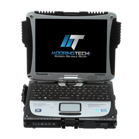 Panasonic <br>Toughbook 19 <br>10.1-in Windows® <br>Fully-rugged